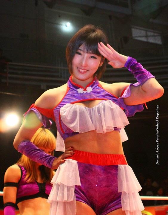Makoto la triunfadora japonesa