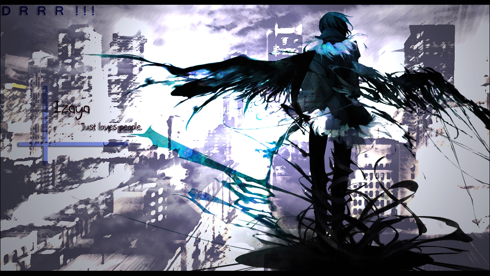 durarara wallpaper 1600x900 your daily anime wallpaper
