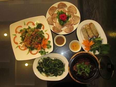 Hoa Gạo Quán - Thưởng thức những món ăn ngon thuần Việt, sài gòn ẩm thực, ẩm thực, món ngon sài gòn, điểm ăn uống, diemanuong365.blogspot.com