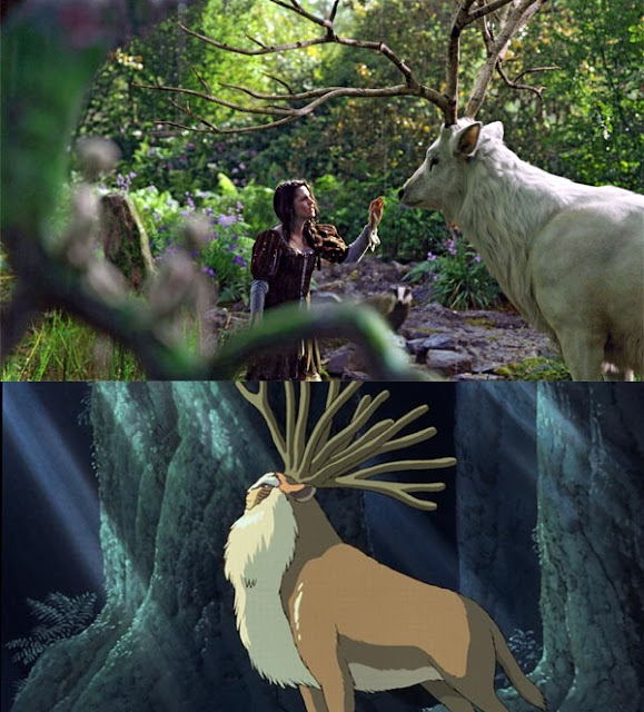 Snow White - Mononoke
