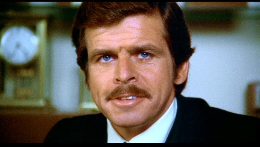 William Devane in Family Plot