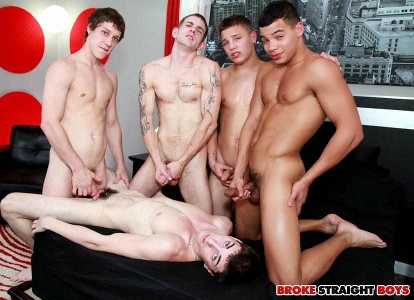 Video- Massive Stud Orgy