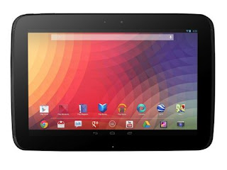 nexus 10 on video