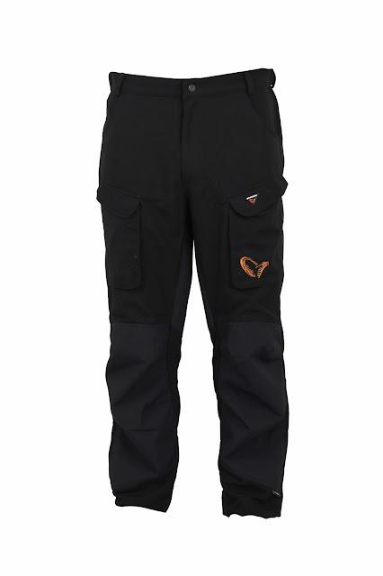 Quentin Combe Savage Gear Nouveautés News 2014 Vêtements SG Xoom Trousers Pantalon Robuste Doux