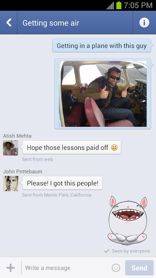 Facebook Android Apk Uygulaması resimi 2