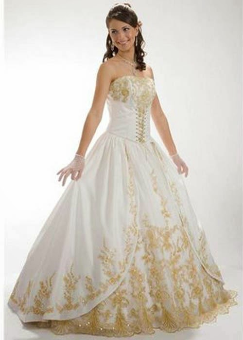 History Of White Wedding Dresses : The history of white wedding dress dresses