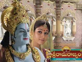 Watch Sri Rama Rajyam (2012) Telugu Movie Online