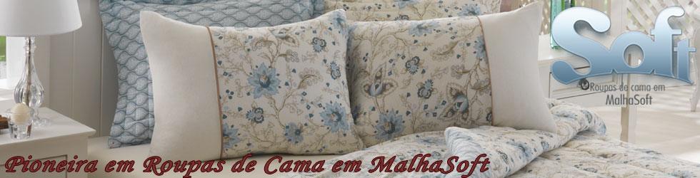 Cama Soft - Roupas de Cama em Malha Soft
