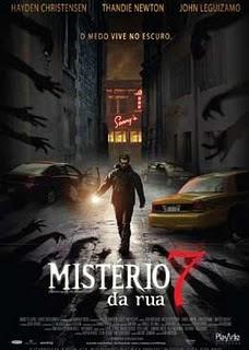 Mistério da Rua 7 Dublado (2011)
