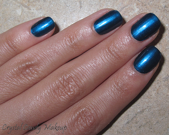 Vernis Unfor-greta-bly Blue d'OPI (Collection Germany)
