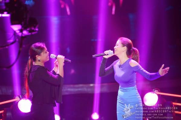 Jannet Cadayona wins The Battles vs Arnee Hidalgo on 'The Voice PH'