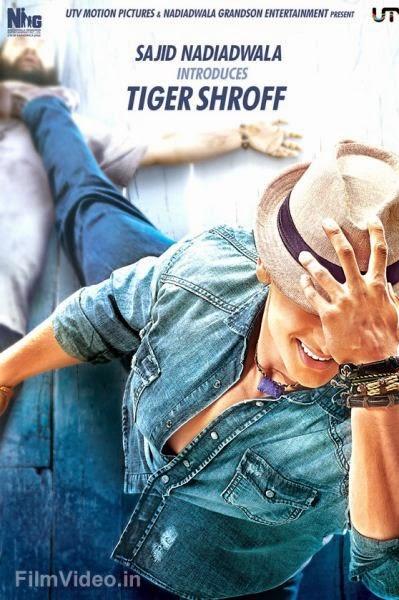 Heropanti Movie Poster 1