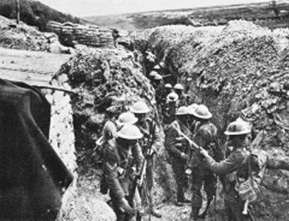 imagen de la primera guerra mundial: