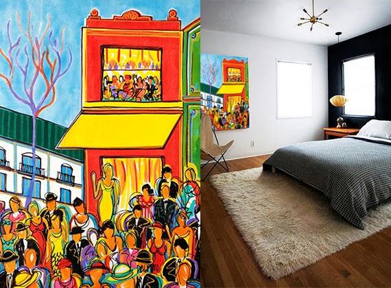 argentina - dalmau - obra de arte - calor hispânico