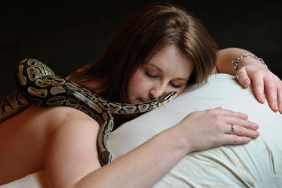 Weired_Stress_Relieving_Snake_ Massage_Therapy_spa