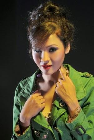 Nepali Model Saruna Khatri Cute Beautiful
