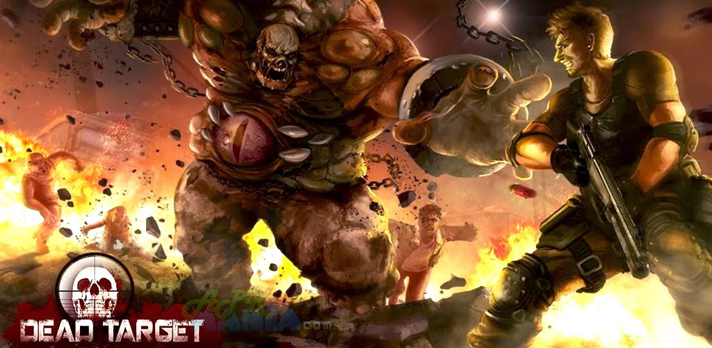 Dead Target ( Version 1.1.2 APK ) Android