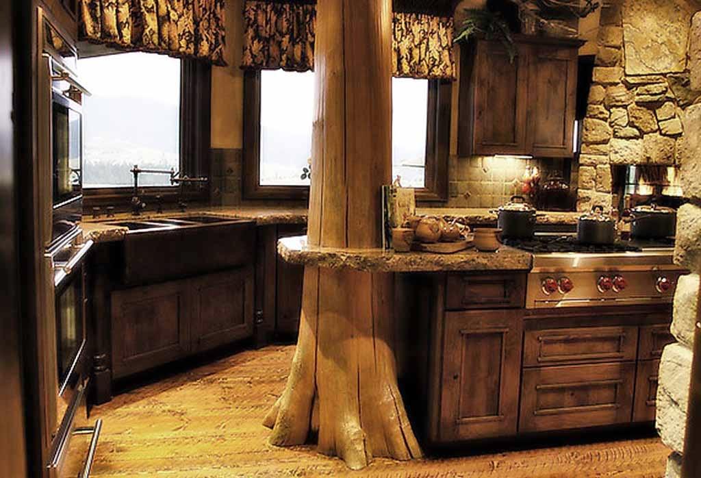 Desain interior bernuansa etnik adalah sebuah konsep arsitektur yang menyesuaikan unsur-unsur tradisional yang diterjemahkan dari budaya tertentu. & Konsep Interior Dapur Rumah yang Indah Bernuansa Etnik | Graha Retro