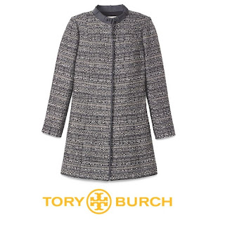 Catherine, Duchess of Cambridge - TORY BURCH Coat
