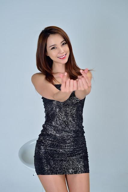 1 Ju Da Ha - Studio Photo Shoot  - very cute asian girl-girlcute4u.blogspot.com