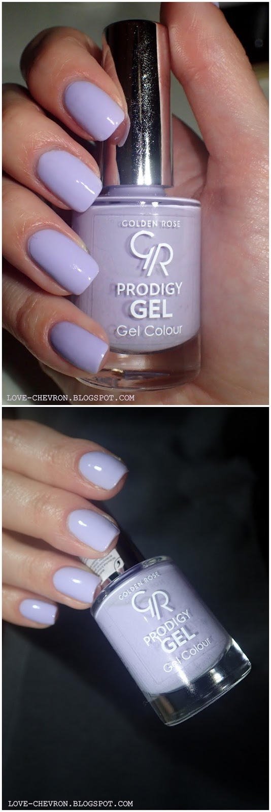 golden rose prodigy gel 5