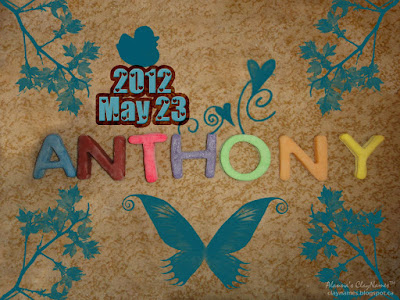 Anthony Michael May 23 2012