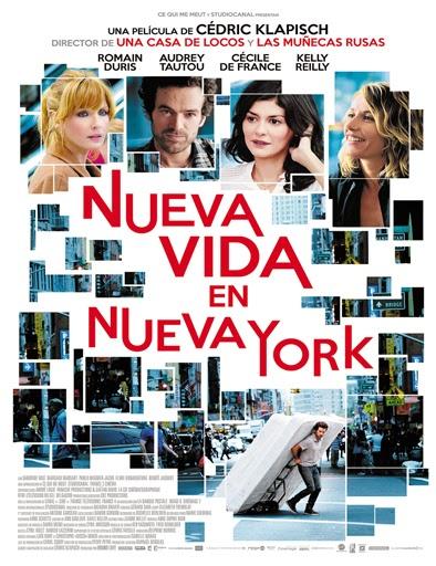 Ver Nueva vida en Nueva York (Casse-tête chinois) (2013) Online