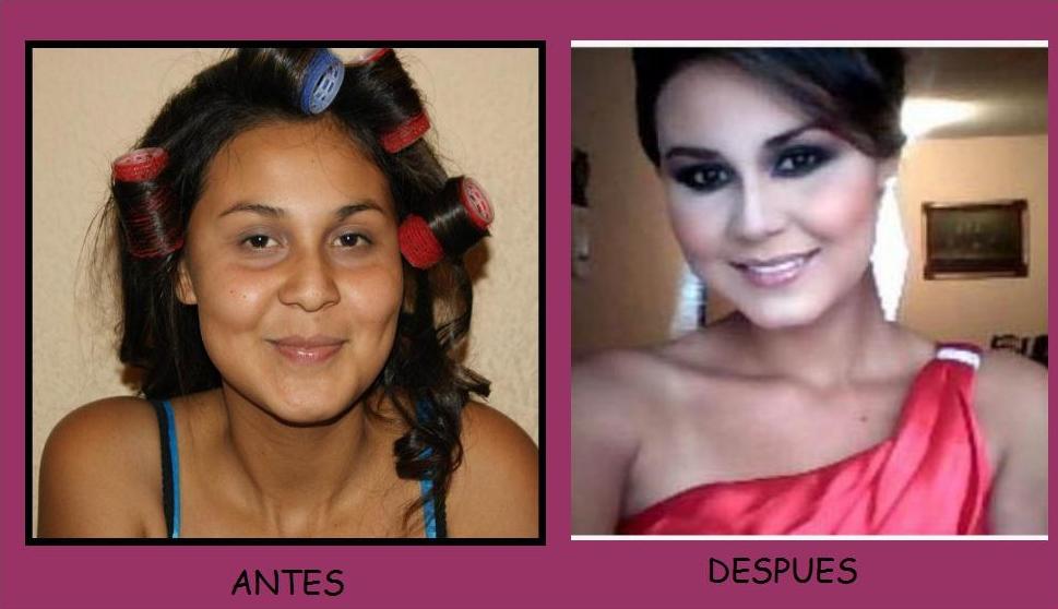 Y ahora te demostrare como marcan la diferencia en el maquillaje profesional.