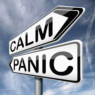 How to Stay Calm When the Stock Market Tanks