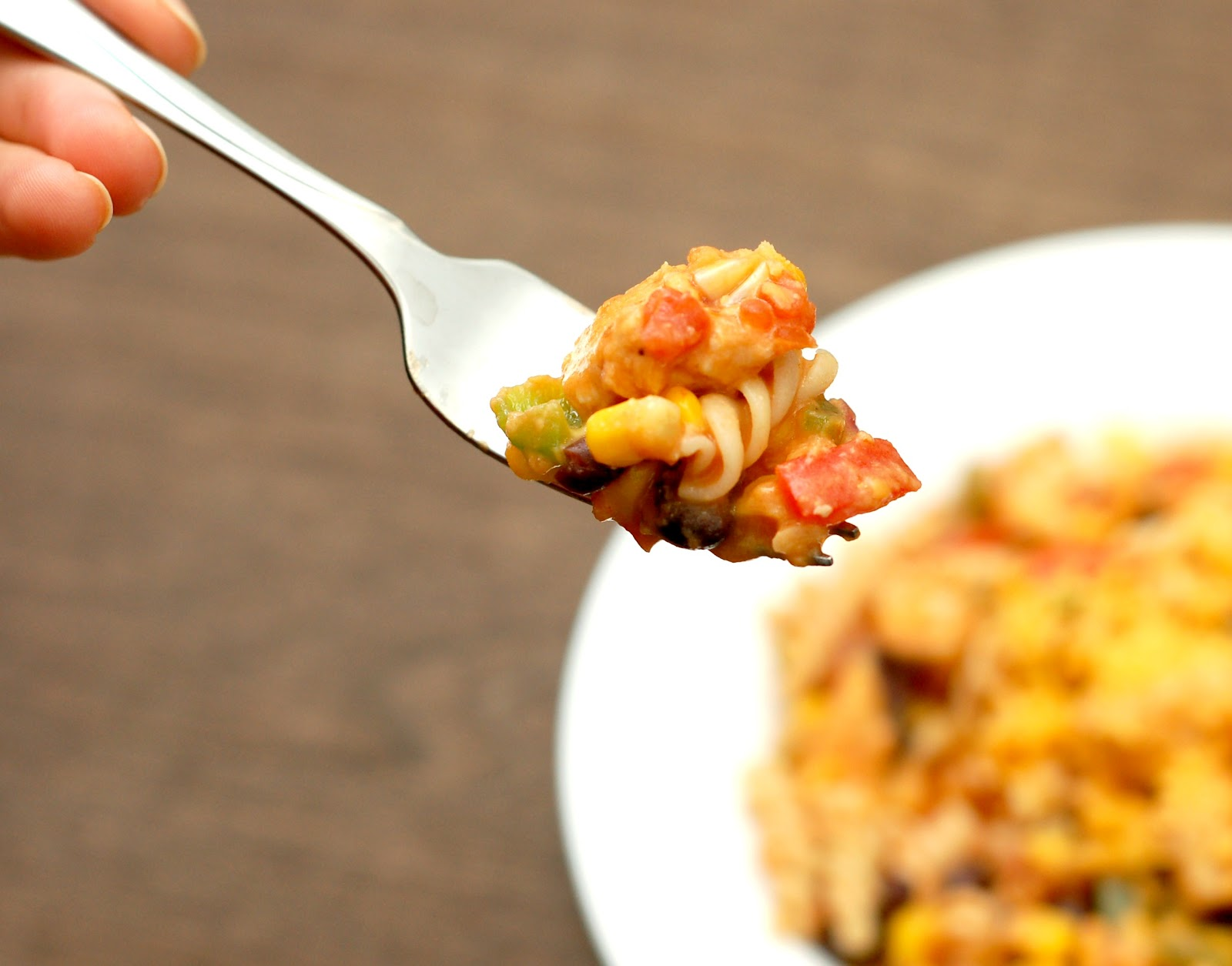 Enter this pasta skillet. No melting involved. Throw in your favorite ...