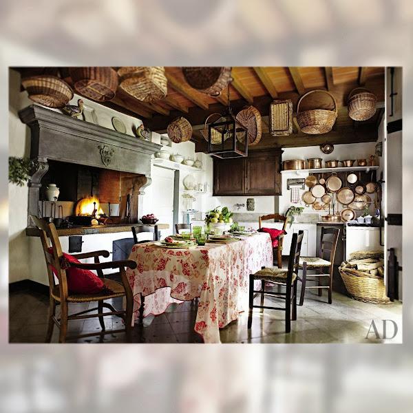Cocinas rusticas - Casas rusticas decoracion ...