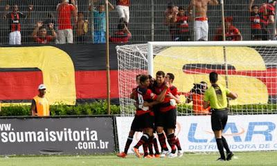Vitória x Atlético-BA