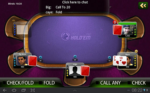 Live Holdem Poker Pro Apk Game Android