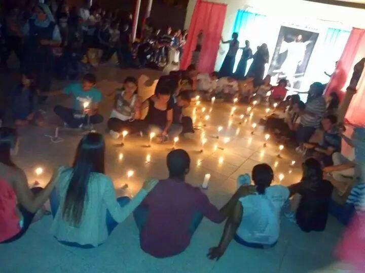 Juventude De Nossa Senhora das Dores Realiza a 3° Vigilia Jovem Salesiana.