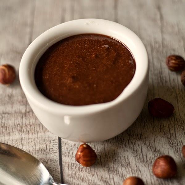 Butterliebe LCHF Blog : Rezept für Selbstgemachte Nuss Nougat Creme wie Nutella LCHF