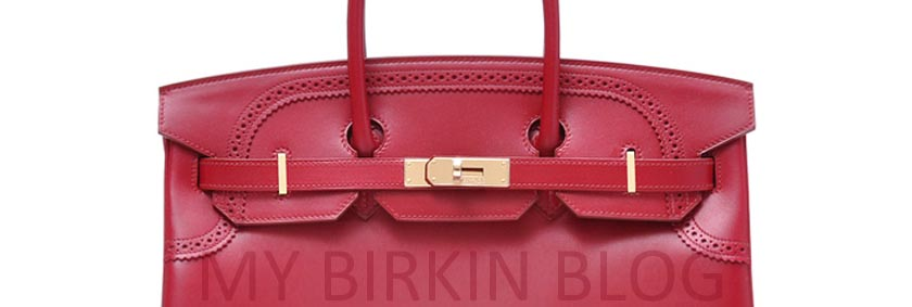 My Birkin Blog