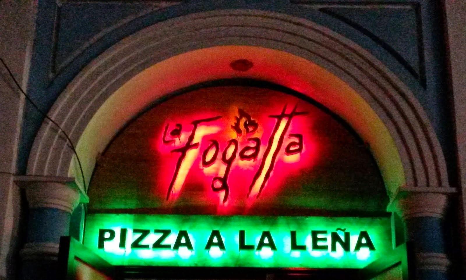 Pizzeria LA FOGATTA