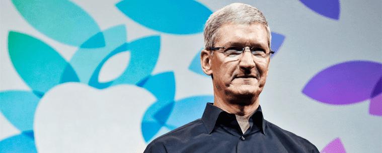 """المدير التنفيذي لـ Apple """" تيم كود """" يعترف بالشذوذ الجنسي !"""