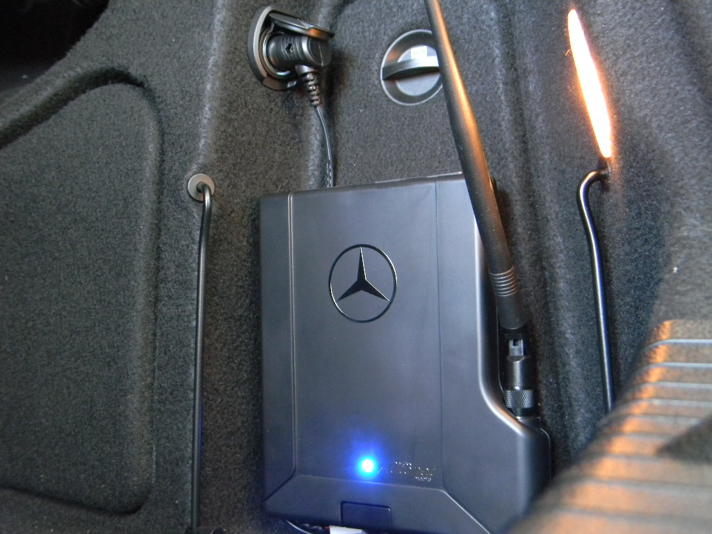 aristocrat motors mercedes benz introduces in vehicle