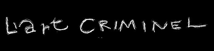 l'ArtCriminel