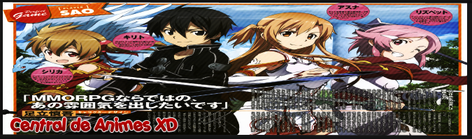 Asistir -Sword Art Online Episódio 12 - Online