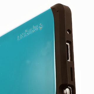 Slim Armor Case for Samsung Galaxy Note 3 N9000 N9002 N9005 - Blue