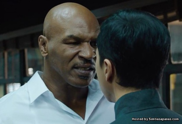 Donnie Yen vs. Mike Tyson