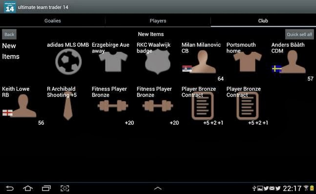 Ultimate Team Trader 14 v1.4.3 Apk Download