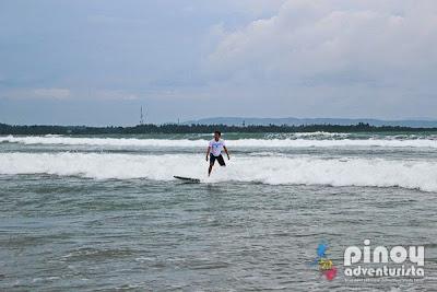 Surfing Spots in the Philippines Gubat Sorsogon