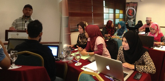 seminar wordpress akademi denaihati Hari Kedua Hadir Seminar WordPress