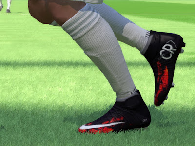 PES 2016 C. Ronaldo New Boots 2015/16 by abdoumaka