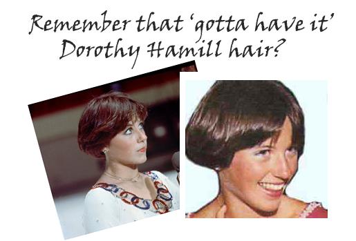 Dorothy Hamill Wedge
