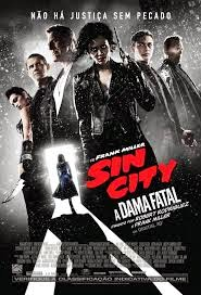 Sin City: A Dama Fatal Dublado