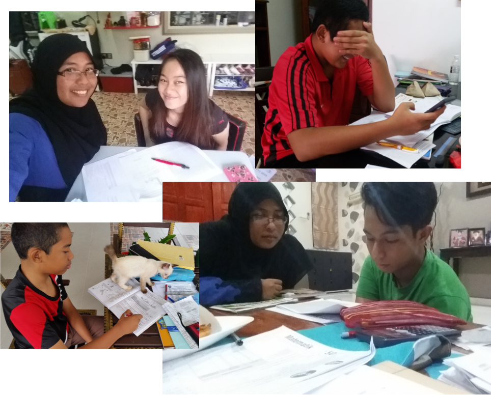 Nadzirah sal home tutor putrajaya home tuition tutoring for Tutor house